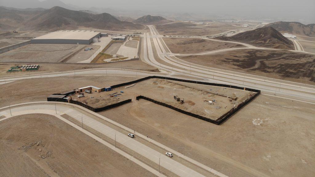 ALO Perú inicia construcción de nuevas instalaciones en Macropolis