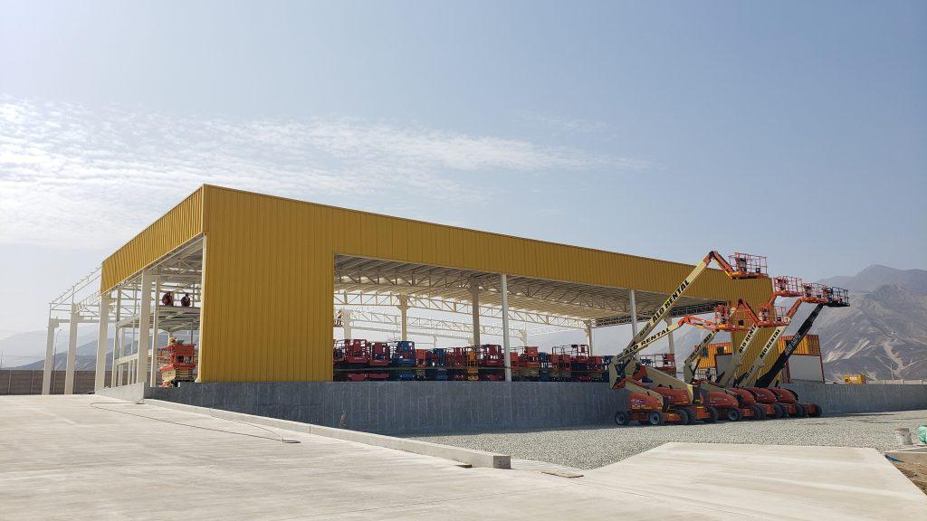 [Video] ALO Perú avance en construcción y primeros traslados a nueva Casa Central en Macropolis
